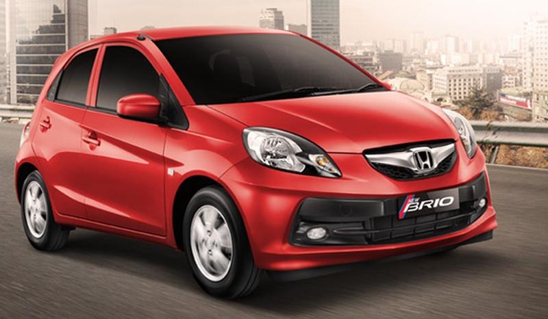 The Honda Portal: Honda Brio – Indonesia launches 1.2L, new variants