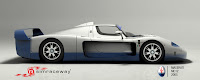 Maserati MC12 Simraceway rFactor 2