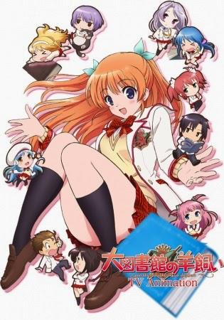 Daitoshokan no Hitsujikai 04 Subtitle Indonesia