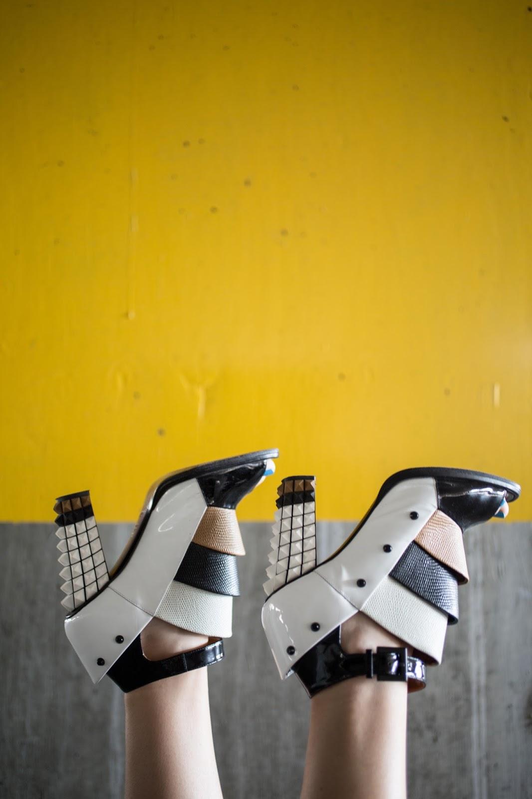 Fendi Spring 2013 Runway Shoes