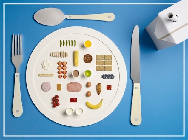 Olympic Athletes Meals