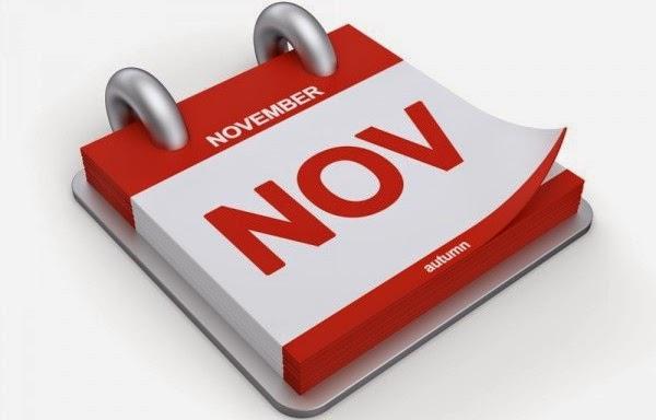 CLICK HERE UNDER Scadenze fiscali di novembre: versamenti e adempimenti
