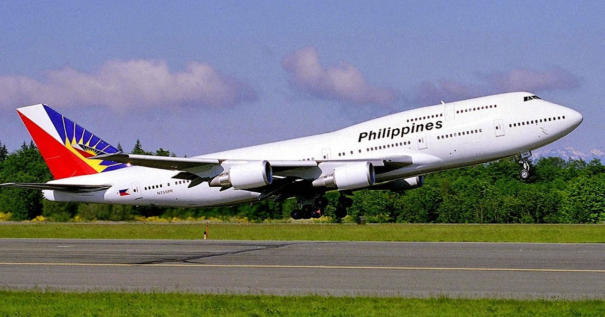 In Philippine Air Grille : I left my heart in a philippine airlines boeing