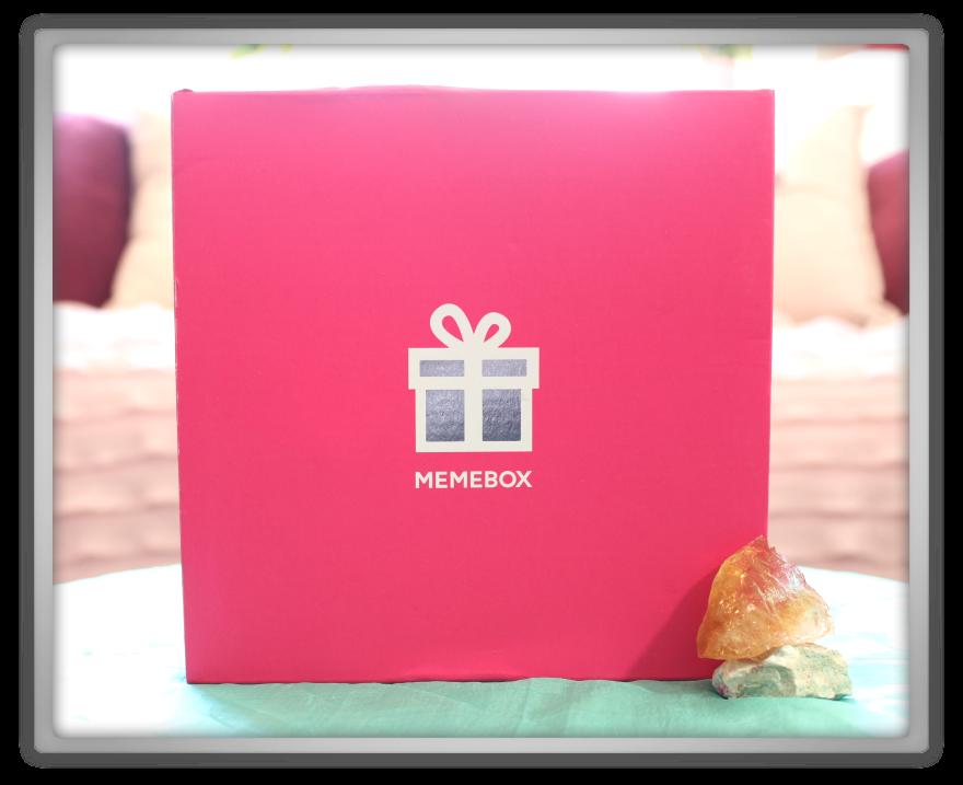 겟잇뷰티박스 by 미미박스 memebox beautybox # Superbox #38 Detox Care unboxing review box