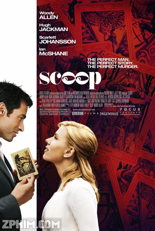 Bản Tin Đặc Biệt - Scoop (2006) Poster