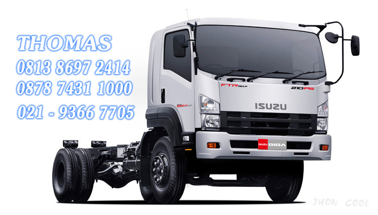 ISUZU GIGA FTR 90 210 PS