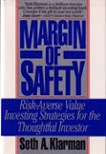 Margin of Safety by Seth Klarman