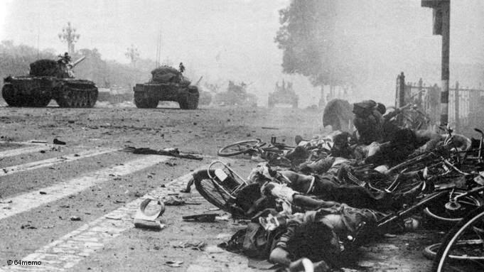 Masacre en la Plaza de Tiananmén 1989