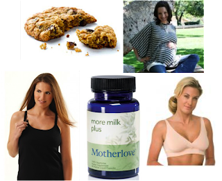 lactation cookies, supplement, nursing bra, nursing tank, nursing cover