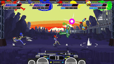 Lethal League Gameplay Youtube PC