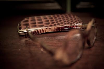 EB Meyrowitz: Handmade glasses