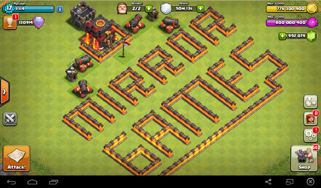 clash of clans hack game revdl