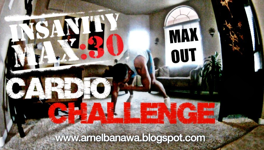 Insanity Max 30 Cardio Challenge - Insanity Max 30 Workout Sheets Calendar