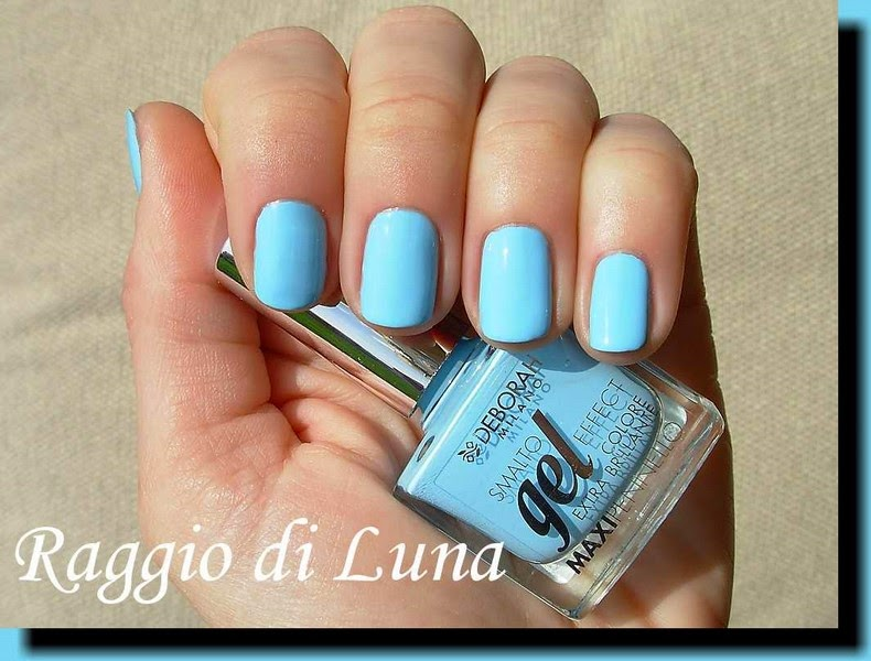 Raggio di Luna Nails: Deborah Gel Effect n° 39 Marshmallow Sky