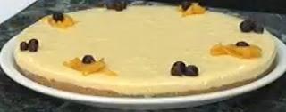 Receta Deliciosa Tarta de Mango