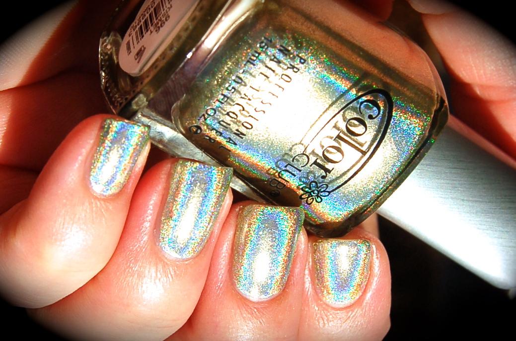 Swatch of Color Club Kismet, Color Club Halo Hues 2013,blog, nail polish, blogg nagellack