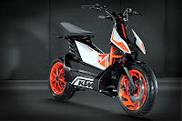 KTM E-Speed Concept (2013) Front Side