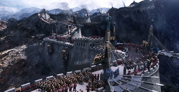 A Grande Muralha - Legendado Baixar Imagem