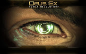 #43 Deus Ex Wallpaper