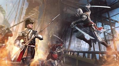 Assassin's Creed 4 Black Flag Screenshots
