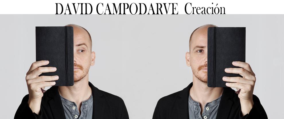 David Campodarve - Creación