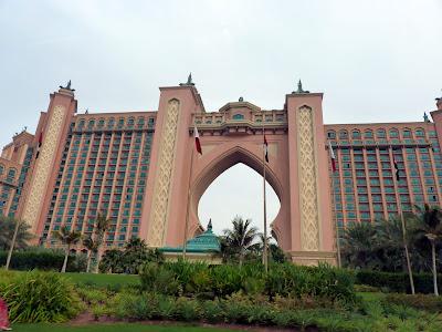 Hotel Atlantis, la palmera, Dubai