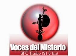 Voces del Misterio en SFC Radio