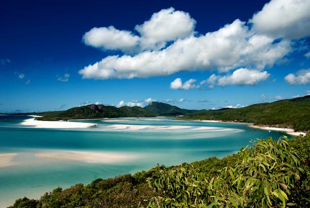 من أروع الشواطئ في العالم على خورة فقط ! whitehaven.png