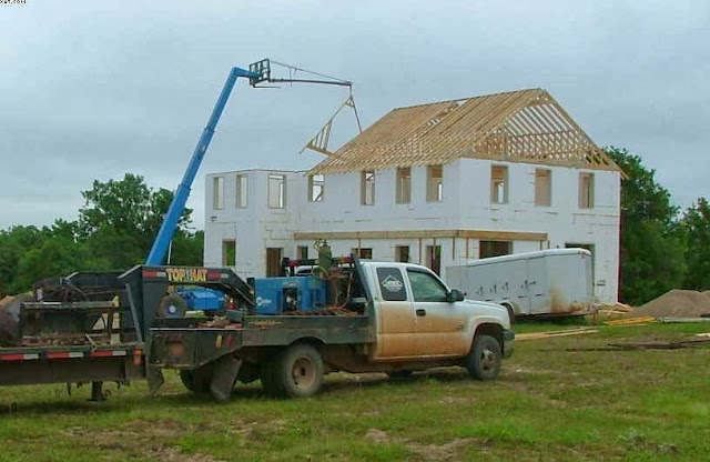 Jenson crew j crew insulated concrete forms icf for Icf florida
