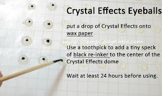How to make Crystal Effects Eyeballs