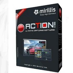 Mirillis Action! Screen Recorder 1.16.0.0 Full Crack