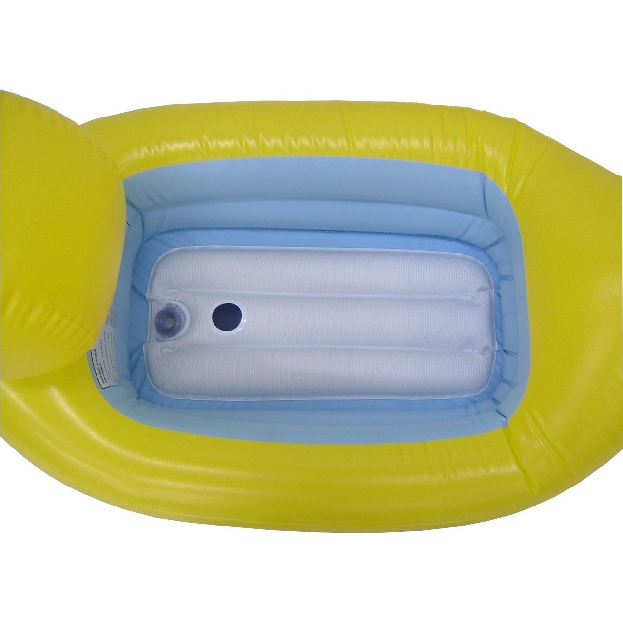 Vee Baby Shop: Munchkin White Hot Inflatable Duck Tub