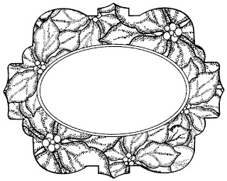 UMS636 POINSETTIA MEDALLION