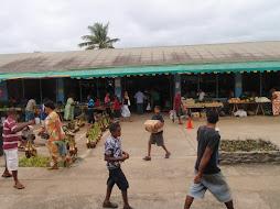 Savu Savu Saturday market