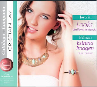 catalogo cristian lay C-16 CL 2013