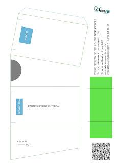 Plantilla patrón modelo esquema parasol para visor viewfinder Canon 60D