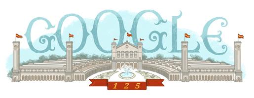Exposicion Universal de Barcelona's 125th Anniversary