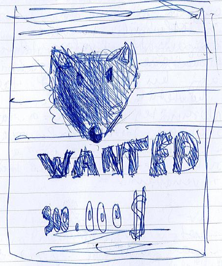 wanted_róka