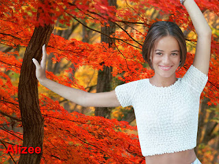 Download Alizee Latest Wallpapers 2012