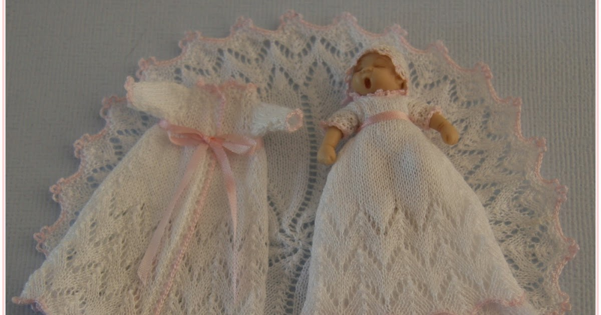 Chrystals Designs: Miniature Knitting Patterns BBBaby