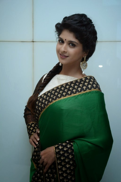 Actress Mrudula Baskar at Thilagar Audio Launch Stills