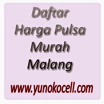 Daftar Harga Pulsa Terbaru | Ynoko Cell Agen Pulsa Murah