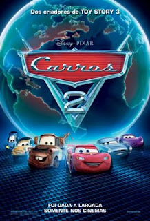 Carros 2 - poster