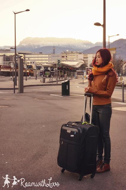 Honeymoon, review, france, ทริป, รีวิว, ฮันนีมูน, avignon, อาวิญอง,สถานีรถไฟ