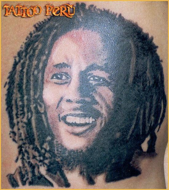 Las mejores fotos de Tatuajes para que puedas conocer como quedan en todas las zonas del cuerpo, así como también todo tipo de tatuajes para que disfrutes de obras de artes:  01_bob_marley_tattoo