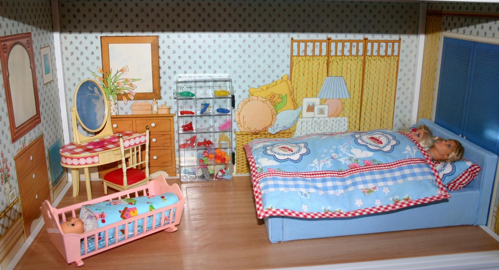 ... accessoires slaapkamer maken : De familie slaapkamer met vitrine kast