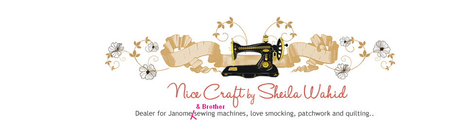 Nice Craft | Jahitan Kreatif - Creative Sewing