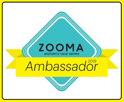 ZOOMA Women's Race Series Ambassador