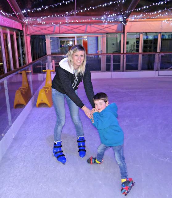 Webbs of Wychbold Ice Rink