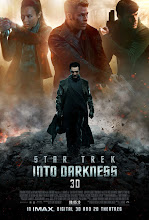 STAR TREK INTO DARKNESS, Benedict Cumberbatch, Chris Pine